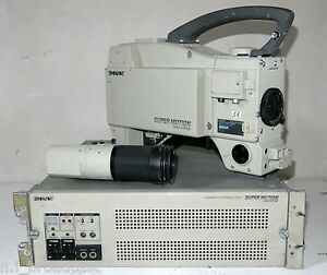 Sony BVP-9000p pal super slo mo supermotion camera with triax CCU-9000p
