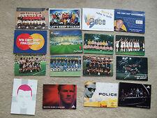 football postcard team group belgium by roeselare