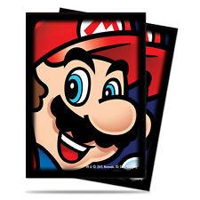 Mario Super Mario Bros. Ultra Pro Deck Protector card sleeves for Mtg Pokemon