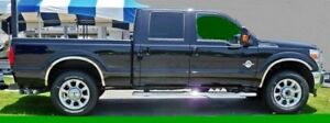 Wheel Arch Moulds to suit Ford F250 Super Duty 2011-2016 Signature Line