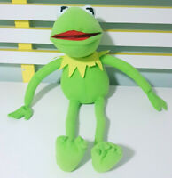 Kermit the Frog Plush Toy Disney Jim Henson's Muppets Toy 26cm Tall Seated!