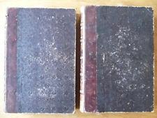 Théophile Lavallée, Histoire des français (2 tomes)