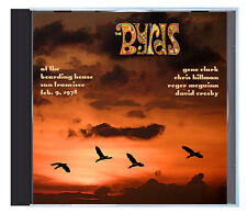 The key founding BYRDS reunite, 1978, San Francisco, LIVE on the radio, on CD