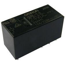 OMRON G2RL-1E-24 Relais 24V DC 1xUM 16A 1440R PCB Power Relay 854748