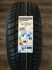 Winterreifen Bridgestone LM001 * 205/60 R16 92H M+S DOT 2018 ID 199281