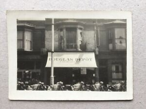 Thompson's & Sons Douglas Motorcycle shop front Commercial Rd Portsmouth photo
