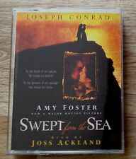 AUDIO BOOK: Joseph Conrad - SWEPT FROM THE SEA - AMY FOSTER on 2 x cass
