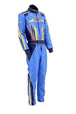 Fa Go Kart Race Suit Cik/fia Nivel 2 aprobado 2016