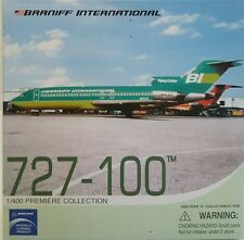 Dragon Wings Braniff International 727-100 RED 1:400