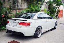 Heckspoilerlippe aus Karbon passend für BMW E93 Cabrio Performance M3