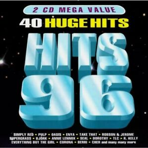 """""""Hits 96"""" (2CDs) 1996, various artists"""
