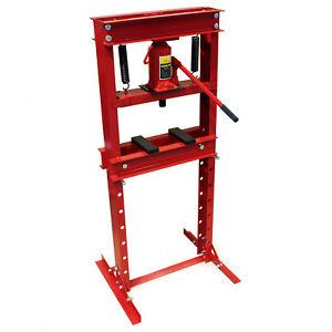 Hydraulikpresse Werkstattpresse Rahmenpresse Dornpresse hydraulische Presse
