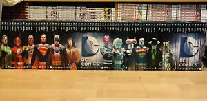 DC EAGLEMOSS Comic Graphic Novel Collection Issue 1-90 + 3 Specials