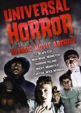 Horror NR DVD & Monsters University Blu-ray Discs