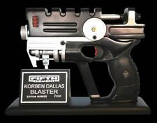 THE FIFTH ELEMENT KORBEN DALLAS BLASTER PROP REPLICA BY HCG, BRAND NEW, SOLD OUT