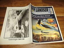 LANDSER FLIEGERGESCHICHTEN  # 13 -- KAMPF um EBEN EMAEL / Fallschirmjäger vs