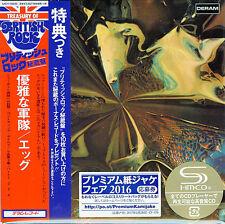 EGG-THE POLITE FORCE-JAPAN MINI LP SHM-CD Ltd/Ed G00