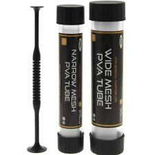 PVA Mesh 25mm Narrow 35mm Wide Bundle Pack 7m with Tubes + Plunger Carp Fishing