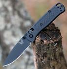 "Benchmade 533BK-2 Mini Bugout AXIS Folding Knife 2.82"" S30V Black Handle BNIB"