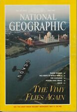 National Geographic May 1995 the Vimy Flies Again  (Magazine: Geography, General