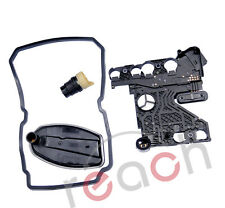 New Transmission Conductor Plate+Gasket KIT+Filter+ Connector For Mercedes Benz