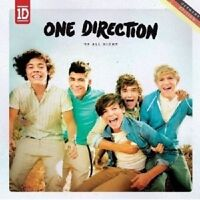 ONE DIRECTION - UP ALL NIGHT  CD (GERMANY EDITION) 16 TRACKS++++++++++++NEU