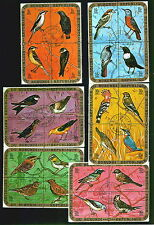 223 - Burundi - Birds - Used Set