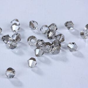 1000pcs 2mm Glass Crystal Bicone beads Loose beads DIY jewelry make #5301 #187