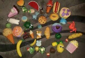 Huge Squishy Squishies Bundle 40 pieces