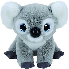 Plush Stuffed Animal Toy Cute Grey Baby Soft Koala Christmas Gift For Kids