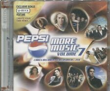 PEPSI MORE MUSIC VOLUME 7 - VARIOUS  on 2 CD's