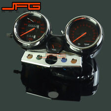 Red Motorcycle Speedometer Gauge Tachometer Gauges For Cb400 1995 1998 1996 1997