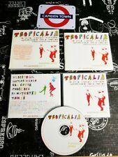 Tropicalia Brazilian Revolution In Sound (Gal Costa/Gilberto Gil/Veloso) Cd Mint