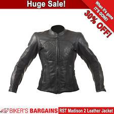 RST MADISON 2 LEATHER LADIES JACKET (UK14) WAS £209.99  - *NOW £149.99* 30% OFF!