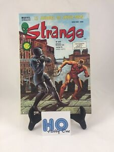 Comics - Marvel - Strange - No 203 - Lug - Excellent Condition