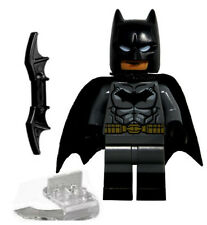 NEW LEGO BATMAN MINIFIG figure minifigure 76035 Jokerland bat man black boots