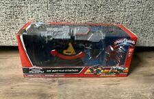 Bandai Power Rangers Ninja Steel Mega Morph DX Battle Station- New & Sealed