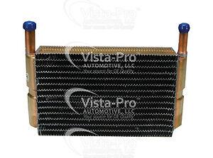 HVAC Heater Core-Base Vista Pro 399031