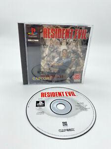 Resident Evil (Sony Playstation 1 PS1 Spiel) mit OVP