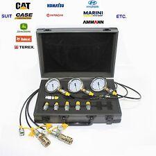 Hydraulic Pressure Test Kit XZTK-60M for Caterpillar Komatsu excavator