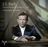 Christophe Rousset - Bach: The Well-Tempered Clavier Book 1 [CD]