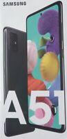 Samsung Galaxy A51 Black 128GB (Unlocked) AU Stock - Brand New In Box