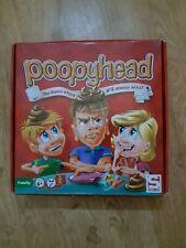Poopyhead family game, age 6+ by sambro