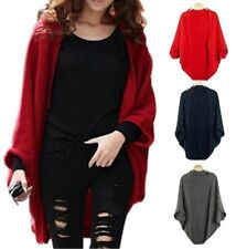 3/4 Sleeve Cotton Blend None Jumpers & Cardigans for Women