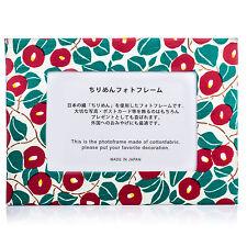 rojo y Verde Japonés MARCO FOTO