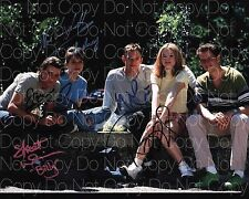 Scream signed x5 cast ghostface 8X10 photo picture poster autograph RP