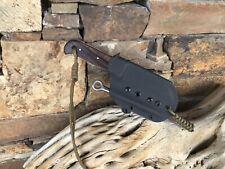 Ka Bar 1375 Sailors EDC Survival Wharncliffe Knife W/ Kydex Marlin Awl Spike