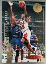 1994-95 94-95 Michael Jordan Upper Deck SP Championship He's Back #41