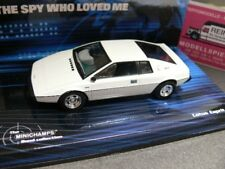 1/43 Minichamps Lotus Esprit S1 weiß James Bond Coll.