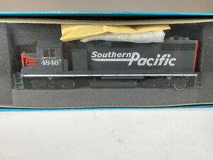 Athearn Blue Box HO GP38-2 Southern Pacific Speed Lettering SP #4846 DC NIB 4618